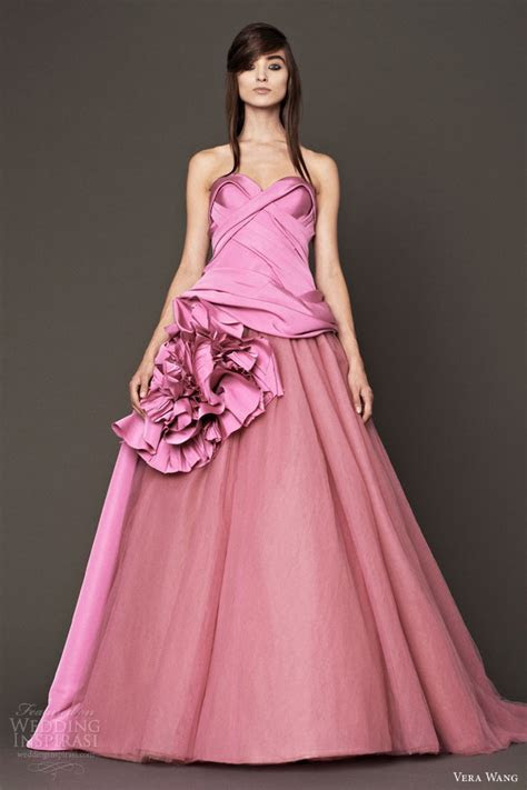 Vera Wang Bridal Fall 2014 Wedding Dresses   Wedding