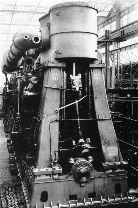 Les machines qui ont servis à propulser le Titanic - Le