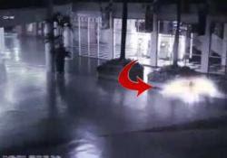 Video Malaikat Jatuh di Citos