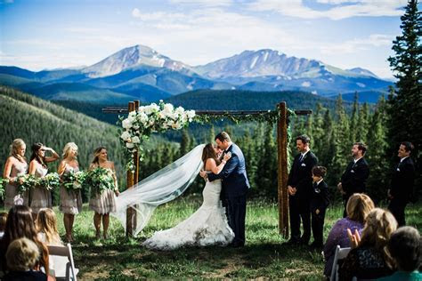 Chris & Kalyn's Timber Ridge Wedding in Keystone   Denver
