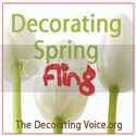 Decorating Spring Fling