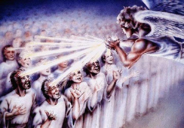 Мы поклоняемся Демиургу, независимо от того, на чьей стороне находимся — Тьмы или ложного Света