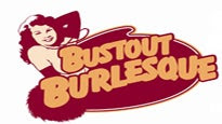 Bustout Burlesque pre-sale code for early tickets in New Orleans