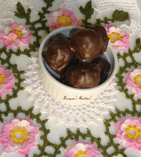 Fruitcake Truffles