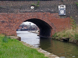 Coventry Canal Bridge 1