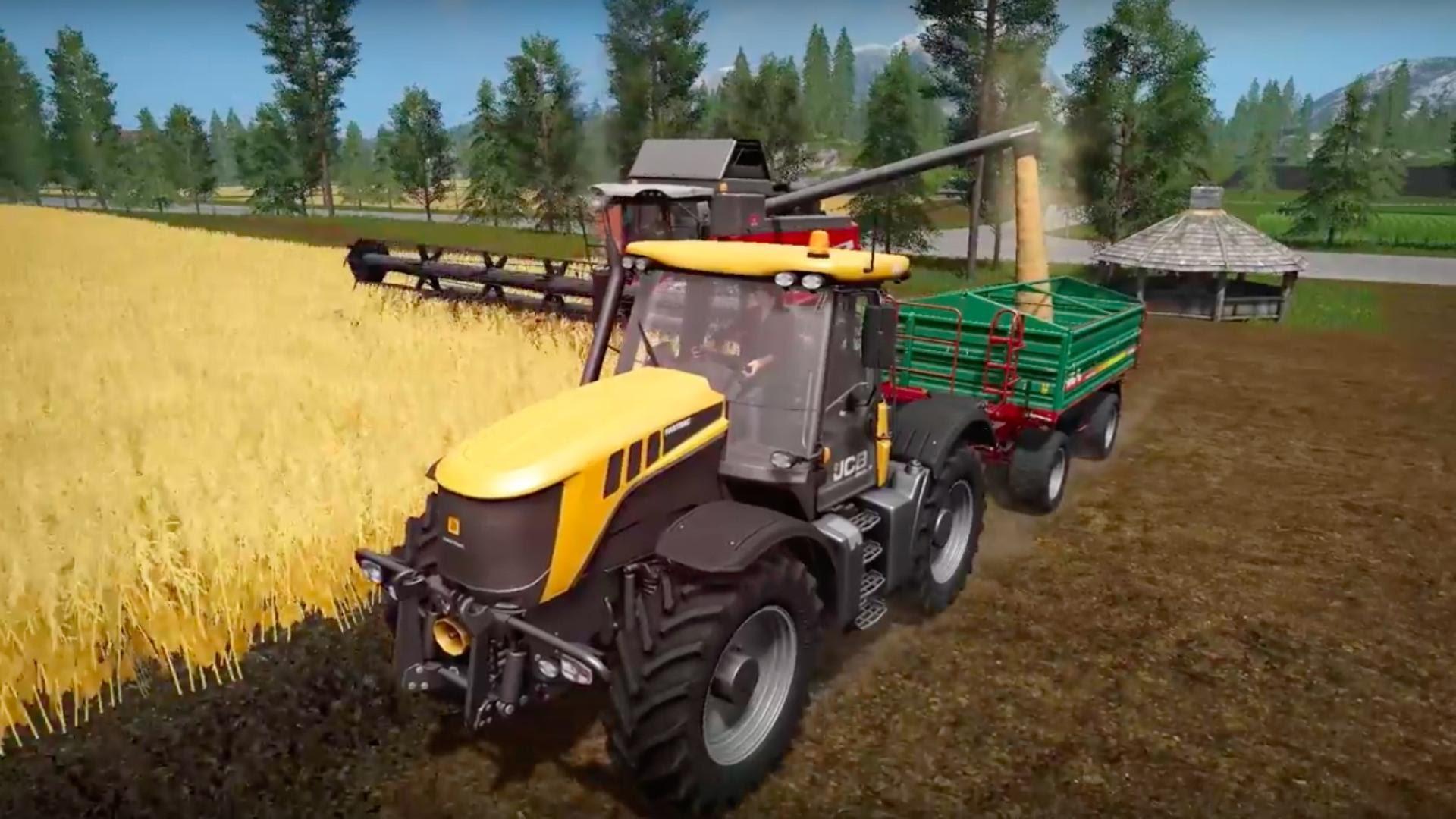 Download Farming Simulator 17 v1.0 APK Mod Todas Maquinas Dinheiro ...