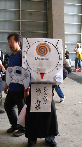 Dreamcast Cosplay