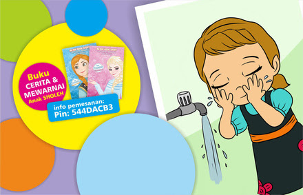 Kumpulan Buku Gambar Kartun Islami Untuk Anak Tk Di Indonesia Buku