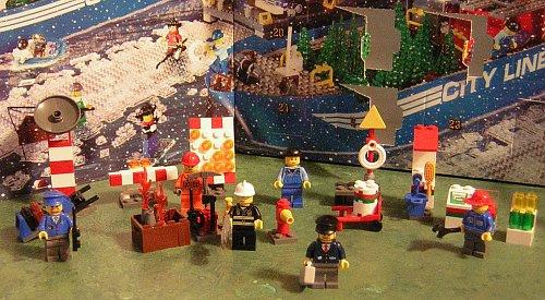 Lego Advent Day 16