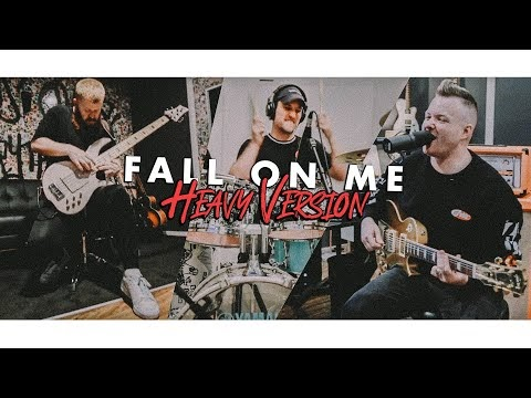 Fall On Me Heavy Version | Rain | Planetshakers Official Music Video