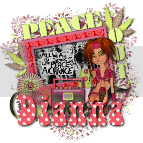 Give Peace a Chance - Dianna
