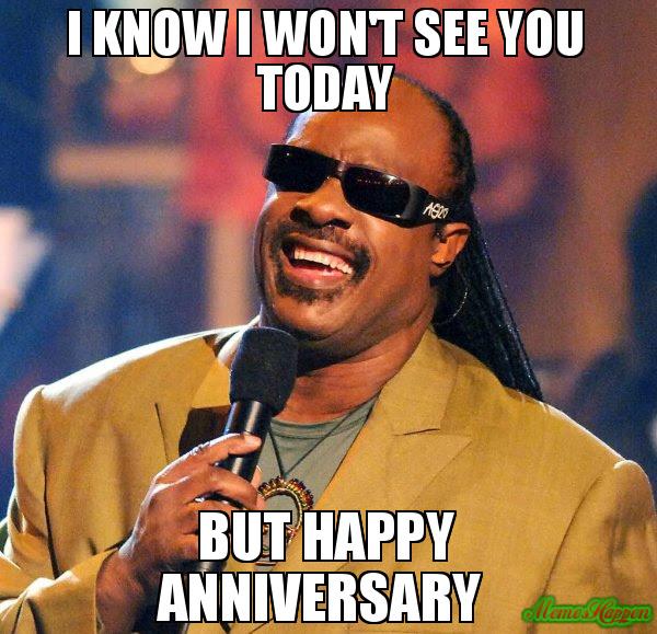 19 Funniest Happy Anniversary Meme Photos Images Memesboy