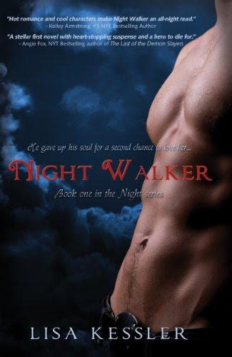 Night Walker (The Night Series) by Lisa Kessler