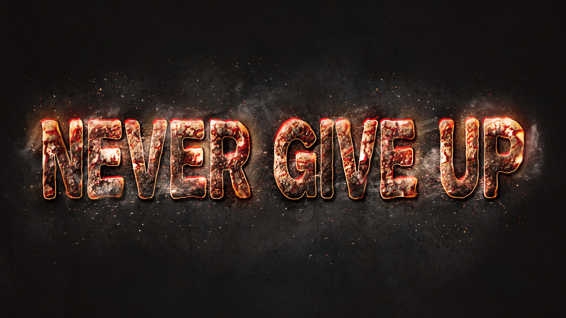 Never Give Up Center Grove United Methodist Church