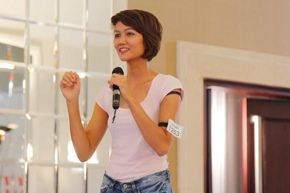 Hành trình nhan sắc của HHen Nie từ khi còn ở Việt Nam Next Top Model đến Tân Hoa hậu Hoàn Vũ Việt Nam 2017 - Ảnh 5.