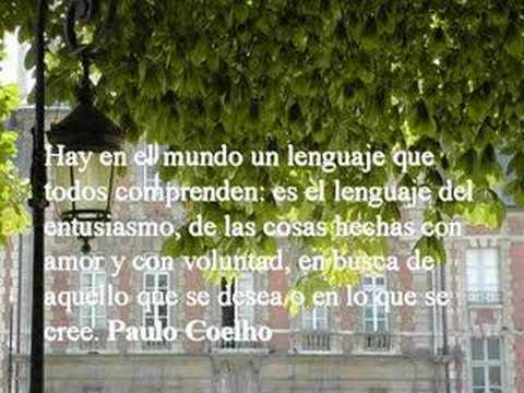 Frases Celebres Paulo Coelho Canario En La Red