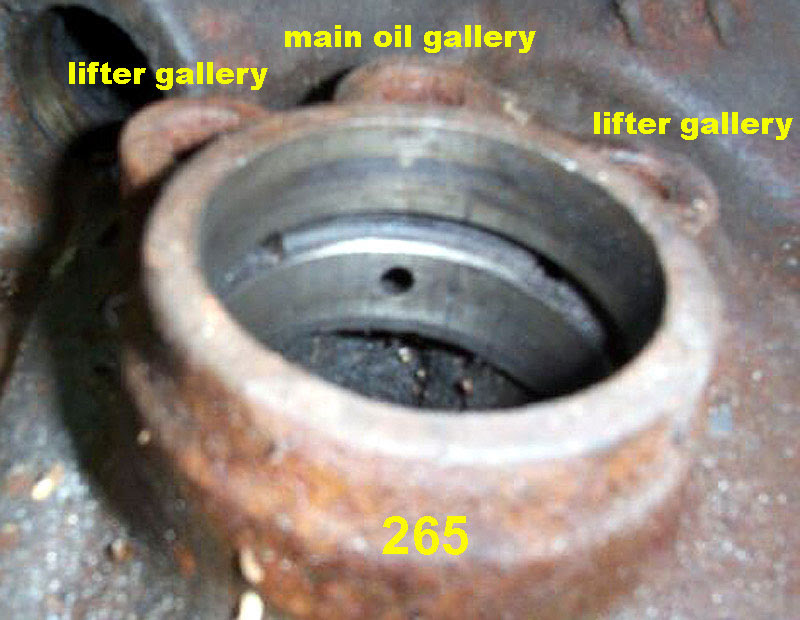 265 Oiling System Problem Chevy Message Forum Restoration And Repair Help