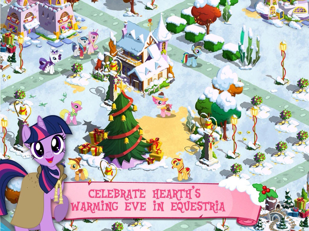 Have More Fun With The Equestria Girls In My Little Pony