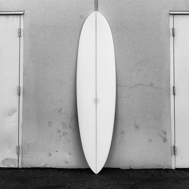 "7'2"" Pintail Stubbie Quad for Benoit »> (at Mandala Custom Shapes)"
