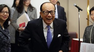 Billionaire Li Ka-shing is on a roll in Australia.