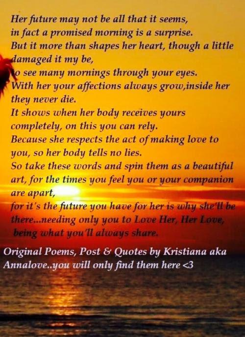 Kristiana Evans Annalovechild Quotes