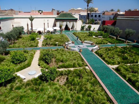 Plus Beaux Jardins Marrakech