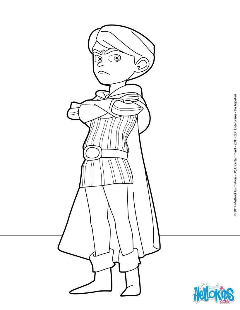 Robin hood clan - Príncipe Juan
