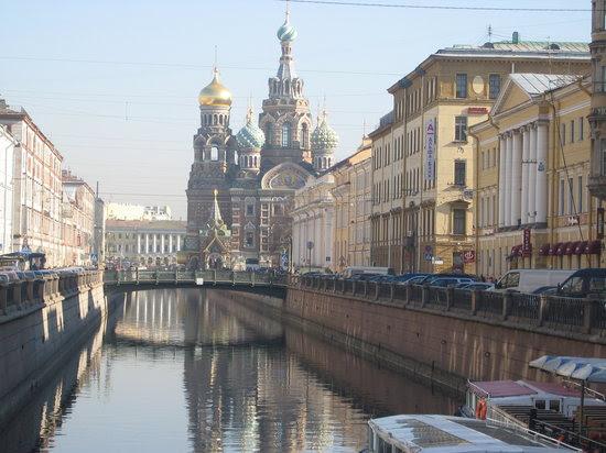 Αγία Πετρούπολη Εικόνες