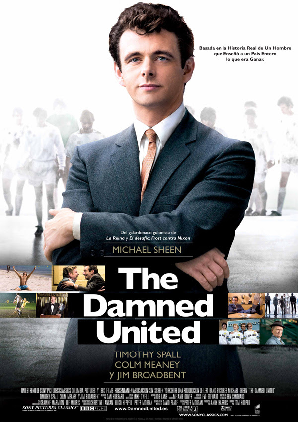 The Damned United (Tom Hooper, 2.009)