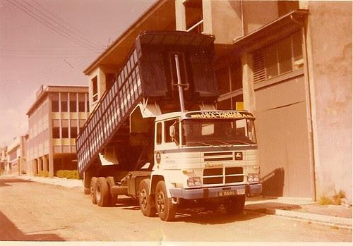 Camió Pegaso de l'empresa Brosa-Morera