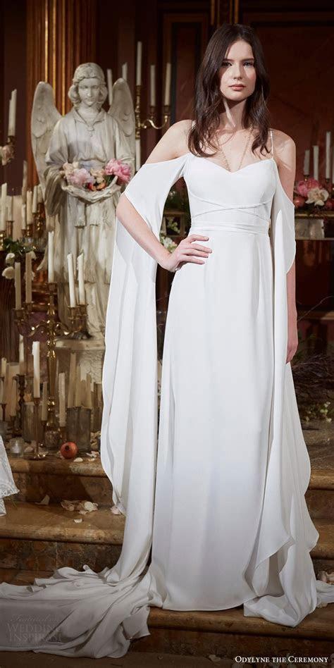 Odylyne the Ceremony Fall 2017 Wedding Dresses ? New York