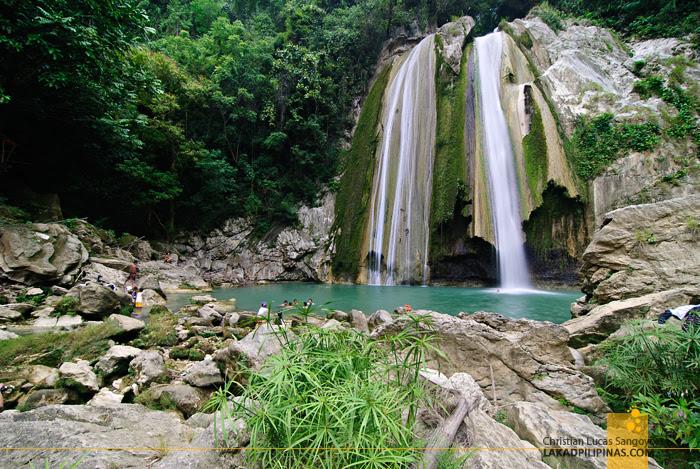 Dodiongan Falls in Iligan City