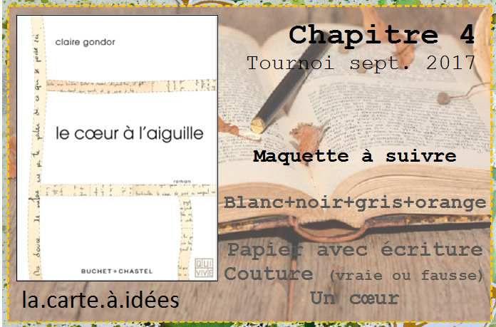 Tournoi : Chapitre 4