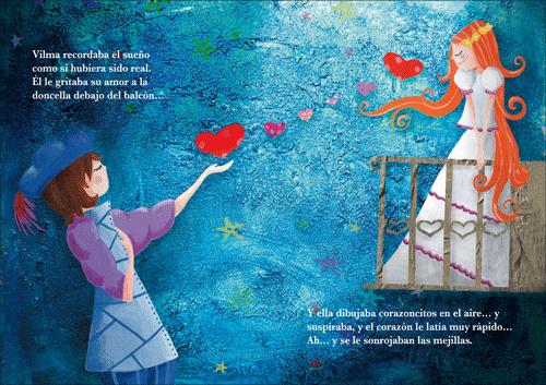 Romeo Julieta Y Vilma 4 Imágenes De Amor