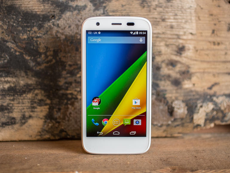 Moto G Droid Lessons