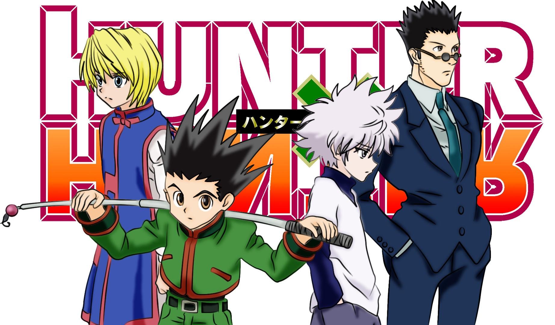 Hunter X Hunter Episode 55 Free Hd Wallpaper Animewp Com