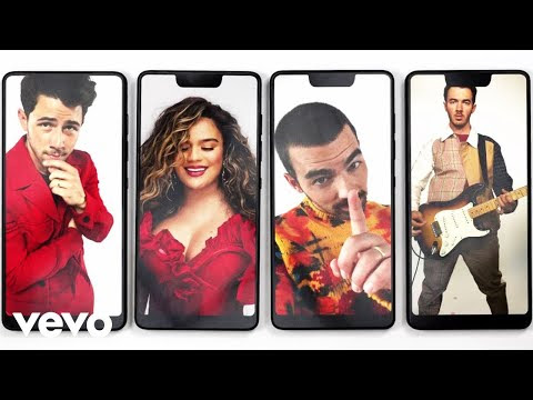 Jonas Brothers Feat Karol G - X (Official Video)