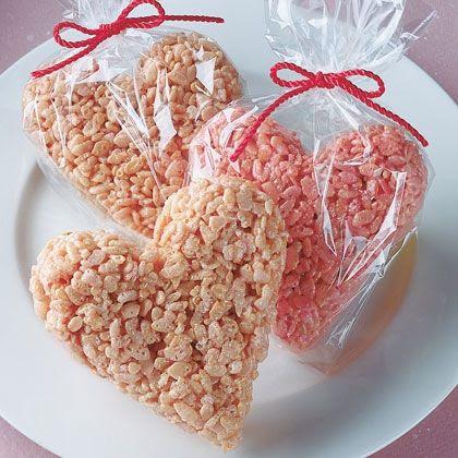 Valentines Day Rice Krispie Treats Recipe - SheSaved®