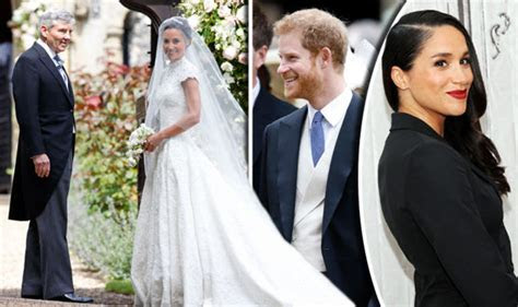 Pippa Middleton wedding   Meghan Markle joins Prince Harry