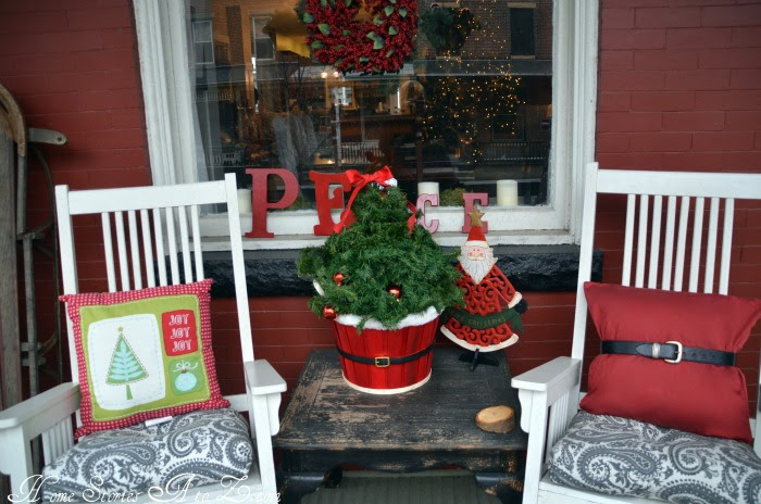 CHRISTMAS FRONT PORCH DECORATIONS PICTURES Latest   News   Online ...