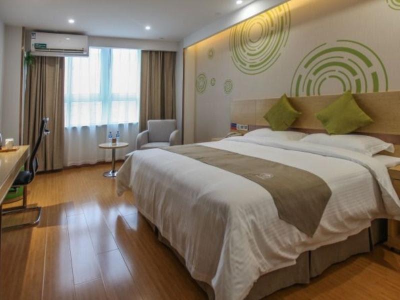 Review GreenTree Inn Xuzhou Peixian Fankuai Road Express Hotel