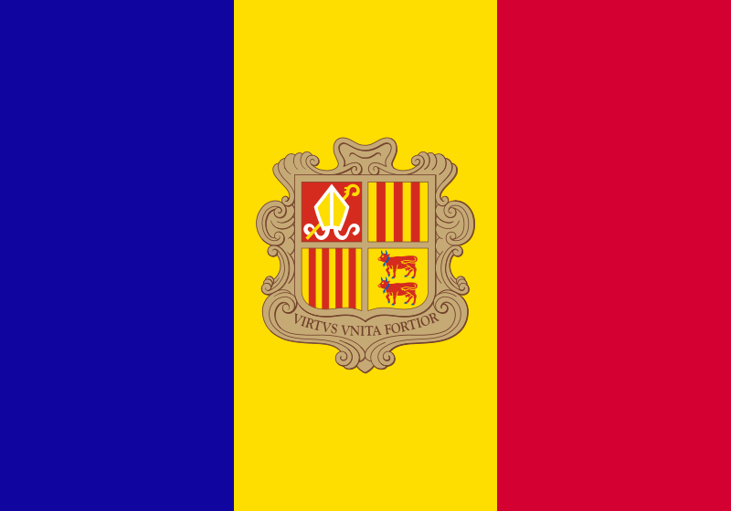 File:Flag of Andorra.svg