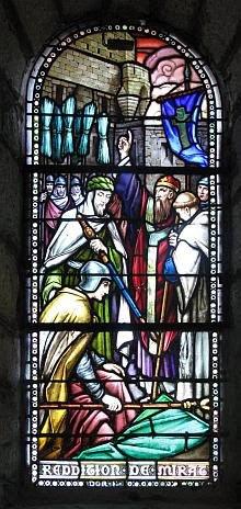 O milagre da conversão do emir islâmico de Lourdes