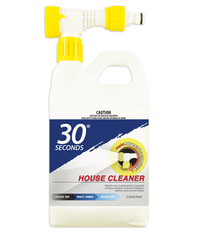 House Wash 30 Seconds
