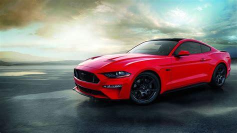 ford dealership sells  horsepower mustang gts