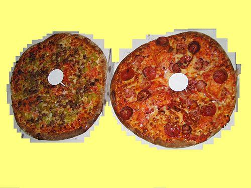 Pizzas Telepizza