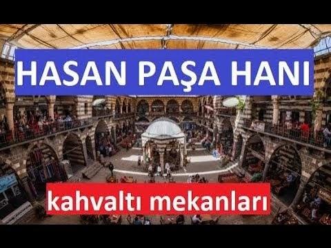 Hasan Paşa Hanı / Diyarbakır Meşhur Kahvaltı Mekanı