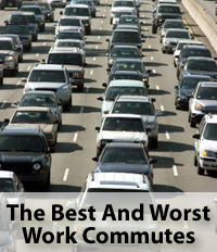 The Best and Worst Work Commutes 2010