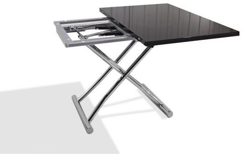 Tableau electrique table basse relevable extensible conforama for Table 52 go bus