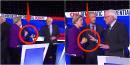 Decide for yourself whether Elizabeth Warren refused to shake Bernie Sanders' hand after the Democratic debate